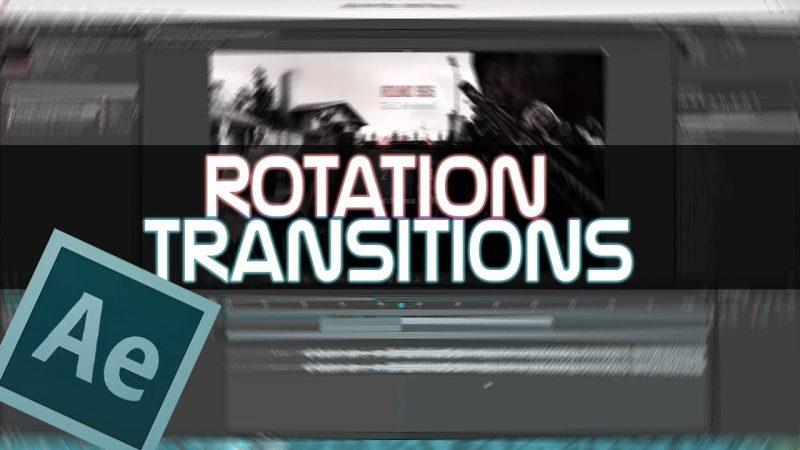 Tutorial: Rotational Transition
