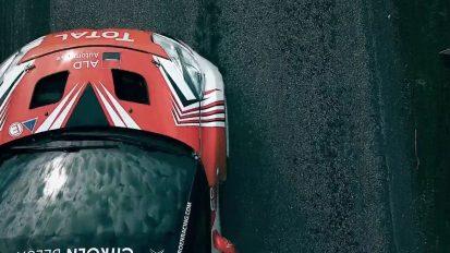 WRC Test Track