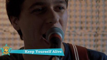 FFK Band Keep Yourself Alive